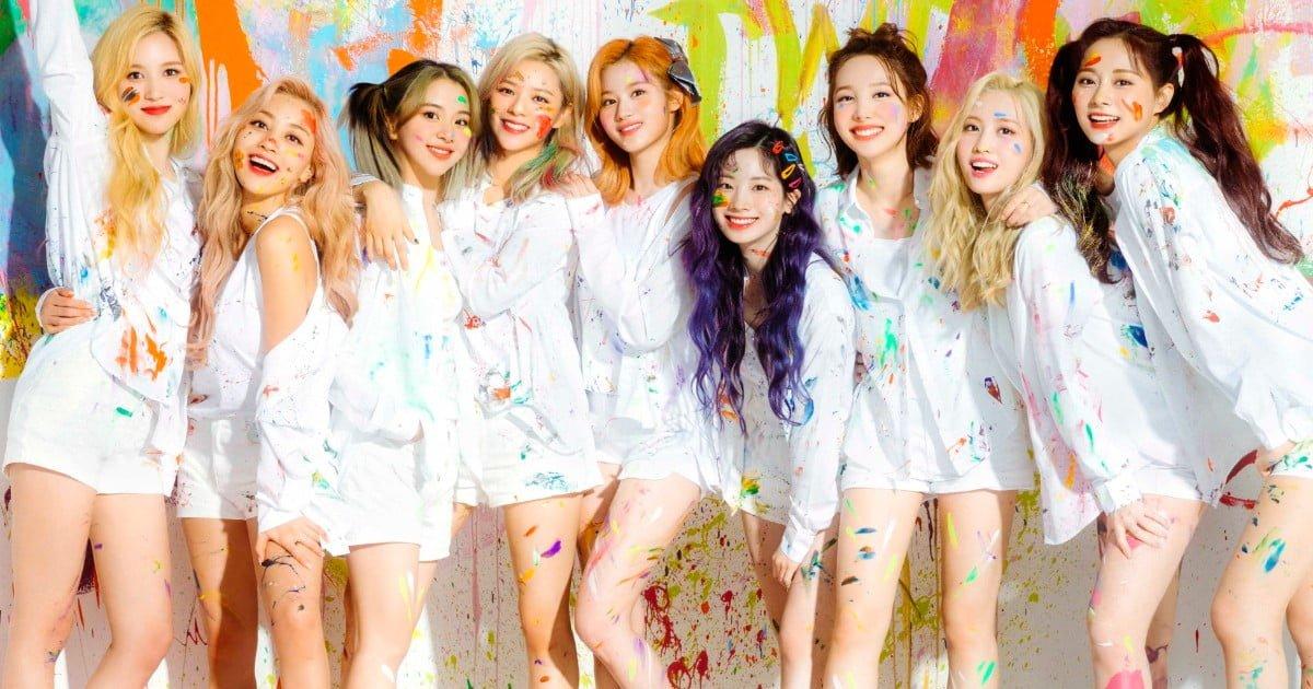 TWICE - Candy Pop 歌詞 MV